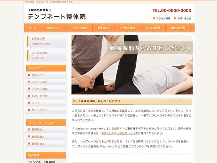 Seitai Style Orange